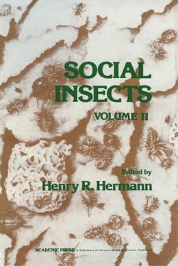 Book Social Insects V2 by Hermani, Henry