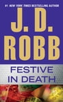 Festive in Death Cover Image