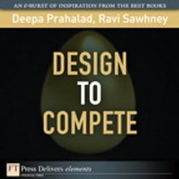 Book Design to Compete by C.K. Prahalad