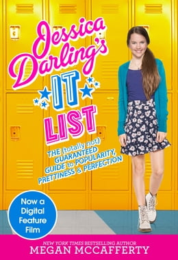 Book Jessica Darling's It List: The (Totally Not) Guaranteed Guide to Popularity, Prettiness & Perfection by Megan McCafferty