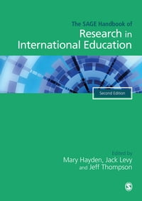 The SAGE Handbook of Research in International Education