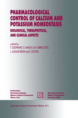 Pharmacological Control of Calcium and Potassium Homeostasis