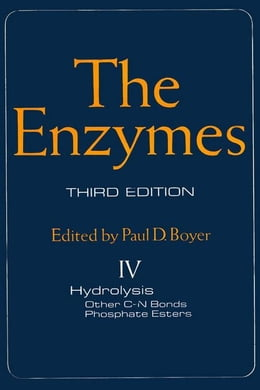 Book The Enzymes by Boyer