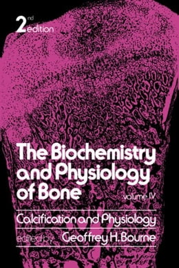 Book Calcification and Physiology by Bourne, Geoffrey