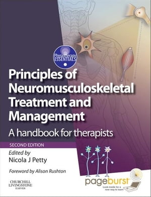 Principles of Neuromusculoskeletal Treatment and Management A Handbook for Therapists