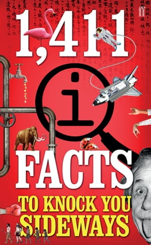 1, 411 QI Facts To Knock You Sideways