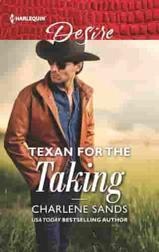 Texan for the Taking by Charlene Sands