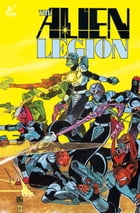 Alien Legion #12 by Alan Zelenetz