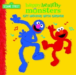 Book Get Moving with Grover (Sesame Street) by Random House