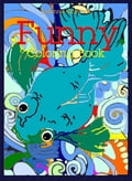 Funny: Coloring Book