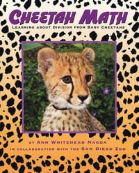 Cheetah Math: Learning About Division from Baby Cheetahs