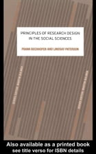 Principles of Research Design in the Social Sciences