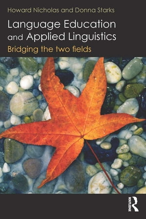 Language Education and Applied Linguistics Bridging the two fields
