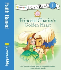 Book Princess Charity's Golden Heart by Jeanna Young