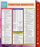 Computer Shortcuts (Speedy Study Guides) by MDK Publishing