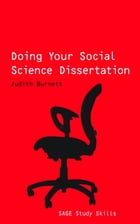 Doing Your Social Science Dissertation