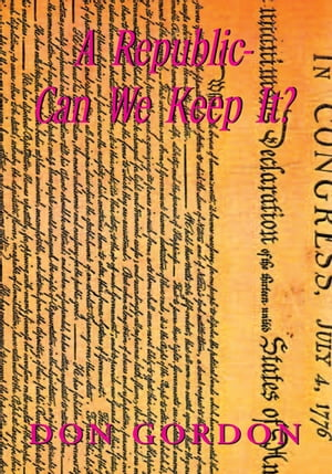 A Republic-Can We Keep It?