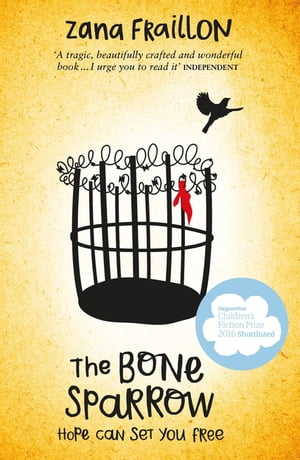 The Bone Sparrow shortlisted for the CILIP Carnegie Medal 2017