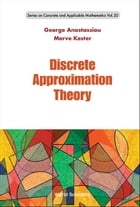 Discrete Approximation Theory by George A Anastassiou