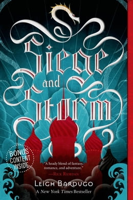 Book Siege and Storm by Leigh Bardugo