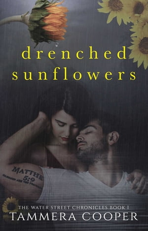 Drenched Sunflowers