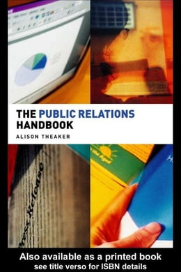 Book The Public Relations Handbook by Theaker, Alison
