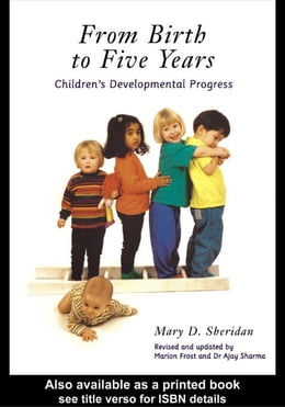 Book From Birth to Five Years by Sheridan, Mary D.