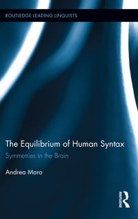 The Equilibrium of Human Syntax: Symmetries in the Brain