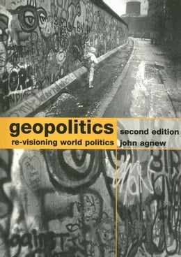 Book Geopolitics by Agnew, John