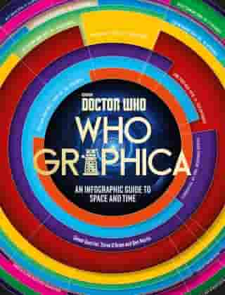 Doctor Who: Whographica: An Infographic Guide to Space and Time de Simon Guerrier
