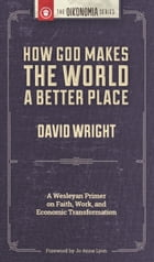 How God Makes the World A Better Place: A Wesleyan Primer on Faith, Work, and Economic Transformation by David Wright
