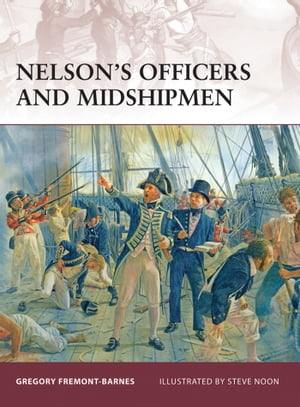 Nelson�?s Officers and Midshipmen