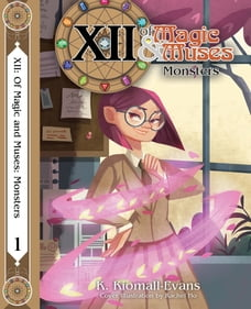 XII Of Magic and Muses Vol 1 Monsters