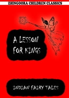 A Lesson For Kings by Joseph Jacobs