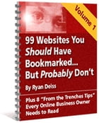99 Websites You Should Have Bookmarked...But Probably Don't by Mohamed Hjiej