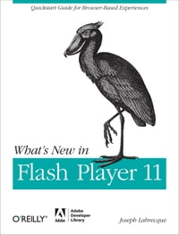 What's New in Flash Player 11