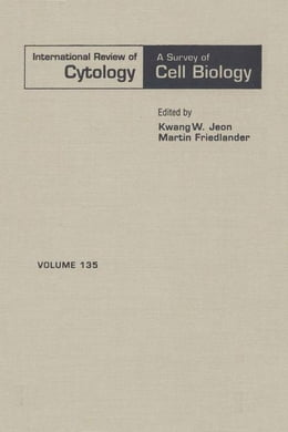 Book INTERNATIONAL REVIEW OF CYTOLOGY V135 by Jeon, K.W.
