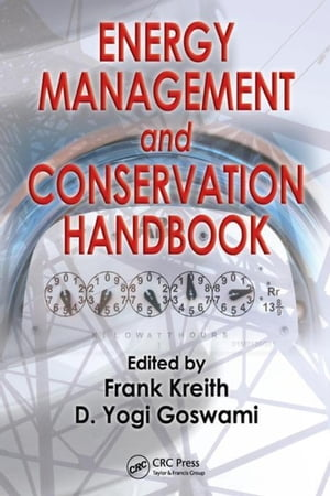 Energy Management and Conservation Handbook