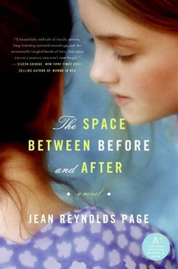 Book The Space Between Before and After by Jean Reynolds Page