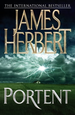 Book Portent by James Herbert