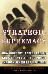 Strategic Supremacy: How Industry Leaders Create Spheres of Influence from Their Product Portfolios…