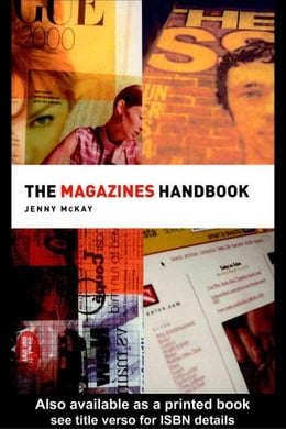 Book The Magazines Handbook by McKay, Jenny