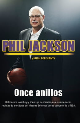 Book Once anillos by Phil Jackson