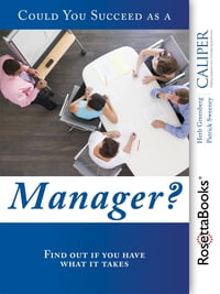 Could You Succeed as a Manager?