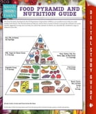Food Pyramid And Nutrition Guide (Speedy Study Guide) by Speedy Publishing