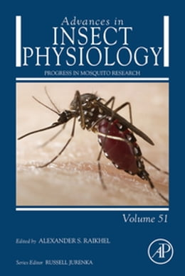 Book Progress in Mosquito Research by Alexander S. Raikhel