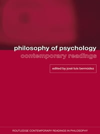 Philosophy of Psychology: Contemporary Readings