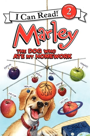 Marley: The Dog Who Ate My Homework by Richard Cowdrey