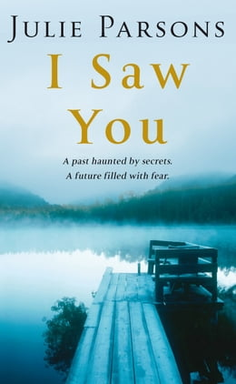 Book I Saw You by Julie Parsons