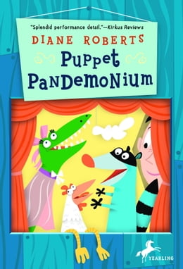 Book Puppet Pandemonium by Diane Roberts